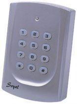 SOYAL AR-721KP-A ezüst kódzár
