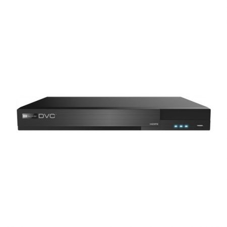 DRA-1652HAN 16 csatornás AHD/TVI/CVI +8 IP DVR, 5Mpx LIte, 4Mpx Lite, 1080p VCA
