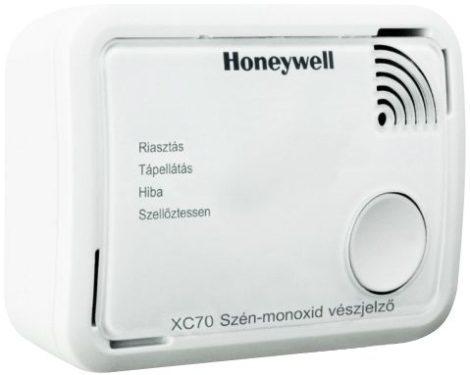 Honeywell XC70 önálló szén-monoxid érzékelő