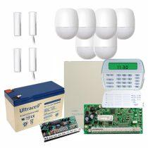 PACK1864LCD DSC - központ csomag LCD billentyűzettel