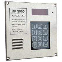 DP3000 központ INOX