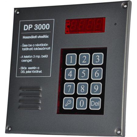 DP3000 központ festett