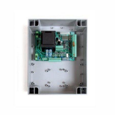 BRAINY vezérlés beépített 433MHz vevővel, 2x600W