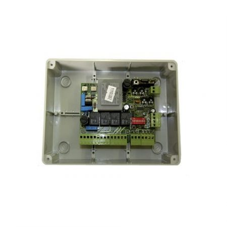 LUX-2 vezérlés univerzális 433Mhz vevővel, 2x350W