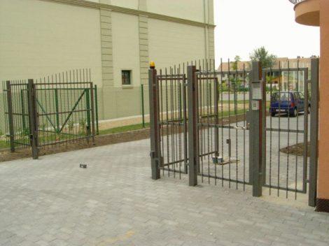 Biztonsági kapuk, rácsok készítése és felszerelése.   Igény szerint, helyszíni felmérés alapján!