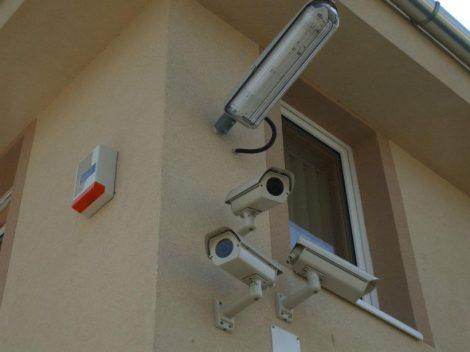 Videó megfigyelő rendszerek telepítése, rezsi óradíja
