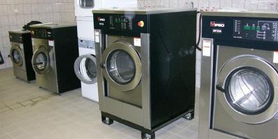 ipari mosógép javítás